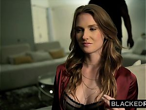 BLACKEDRAW super-naughty wifey Calls For big black cock As shortly As husband Is Gone