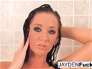 big-boobed Jayden Jaymes Takes A torrid lengthy shower