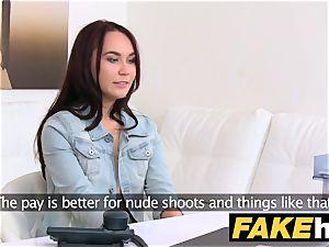 female Agent rails super hot models tongue and humps