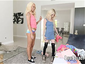 A day with Elsa Jean and friends