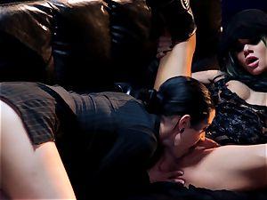 Supergirl Pt three Bad doll lezzies Riley Steele and Katrina Jade