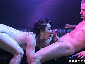 Mandy Muse bum fucked deep by Mick Blue