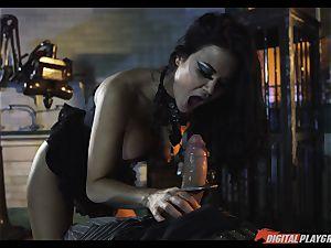 desire penetrate with hook palm prostitute Jasmine Jae