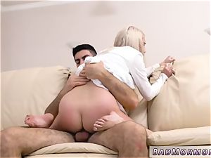 nubile rides elderly boy and british blondie associate s step-brother Rey has a filthy little secret. He