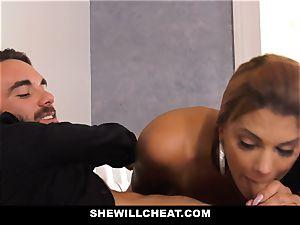 SheWillCheat - super-hot hotwife wife revenge pulverizing