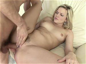 impressive Alexis Texas gets her muffin buttered