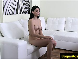 european honey casting for porno