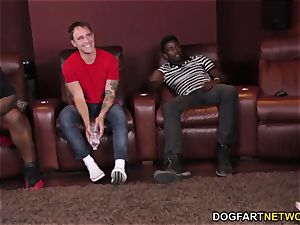 big black cock three way with Karlee Grey - cheating Sessions