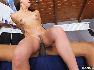 fat black 3some for Sara Luvv