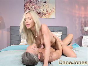 Dane Jones ginormous mammories blondie Nathaly Cherie and Lutro