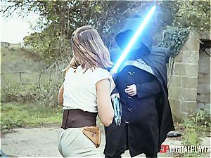 The last Jedi porks the dark side