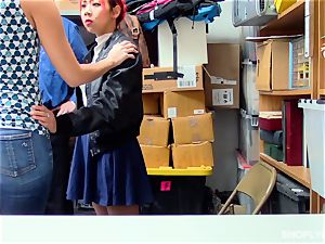 mother Christy enjoy takes place for crazy shoplyfter