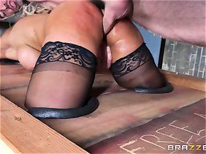 Free assfuck attraction with big-chested Spanish senorita Bridgette B