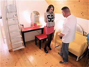 MY naughty ALBUM - killer stunner Cindy seduced and pounded