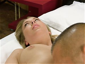 Anna Palatka luvs blowing and plowing