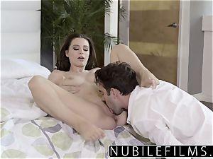 Lana Rhoades seductive taunt For Step brutha