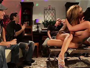 The Madam gig five with Richelle Ryan and Romi Rain