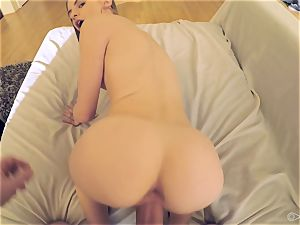 Alice March gets caught on camera point of view
