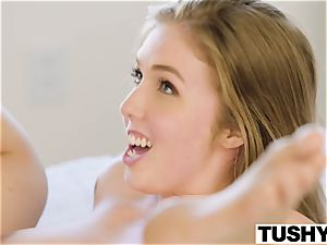 TUSHY buxom honey ravages her sisters ex beau