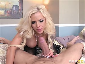 web cam dame Nina Elle caught by her stepson