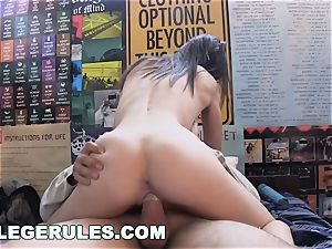 college RULES - nubile school nymphs and fuck-fest Games
