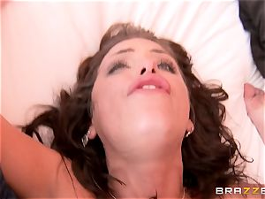 rough lezzy bang with Casey Calvert and Adriana Chechik