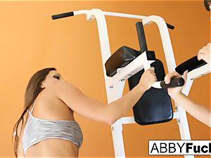 exercise inbetween Abigail and Dana